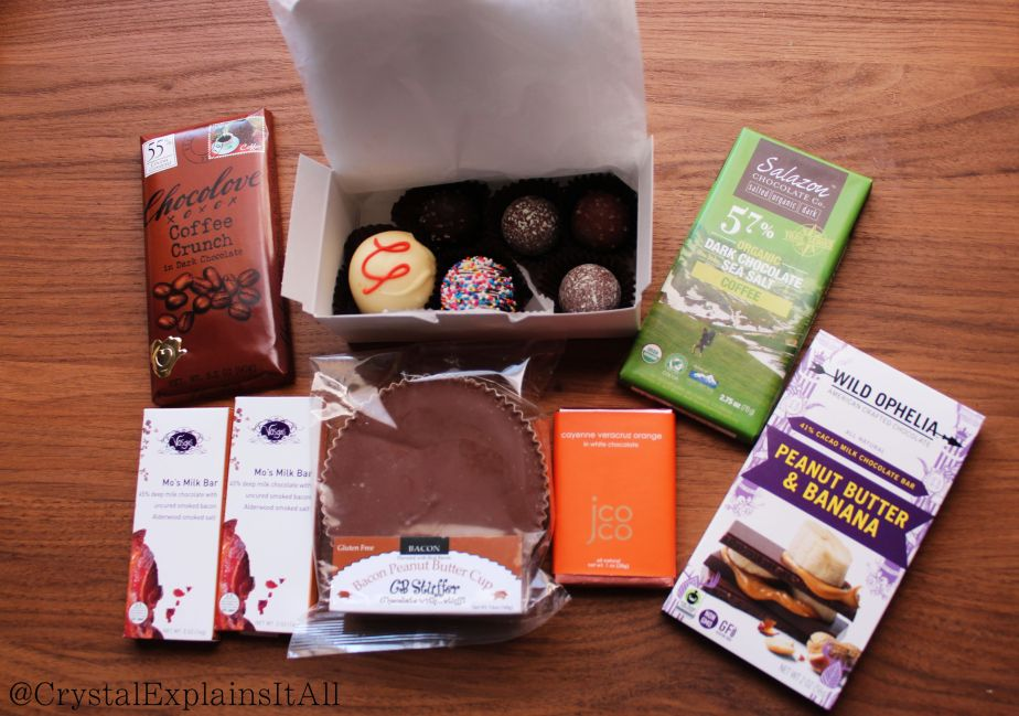 Mostly Healthy Chocolate for Valentine's Day